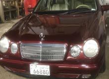 clean car mercedes benz