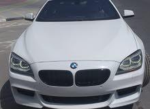 للبيع BMW 650 خليجي فول اوبشن