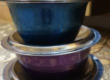 Three set of bowls