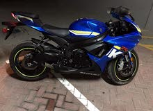 Gsxr 600 2017  3977km super clean bike