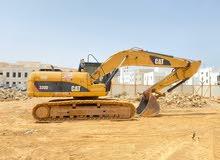 للبيع حفار كاتربلر 320  موديل 2011  نظيف مستهلك 14 ألف ساعة فقط