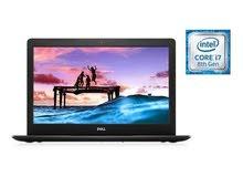 "Dell Inspiron 3580 15.6"" Core i7 8565U 8GB SSD128M.2 HDD1TB AMD4GB This is Like New"