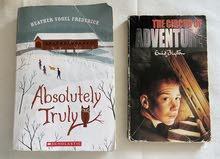 Fiction books 5-10dhs
