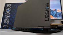 """للبيع لابتوب لينوفو كرت شاشه RTX 2070-8GB مع الضمان 15.6"""" i7-9750H 16GB 256GB M.2 + 1-TBHDD"""