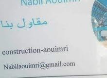 Construction Aouimrin