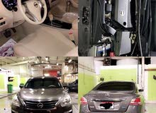 Nissan Altima 2014 clean and neat