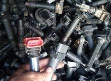 بيع وتوصيل قطع غيار مستعملة لجميع السياره نظيفه للأصل على الوت ساب