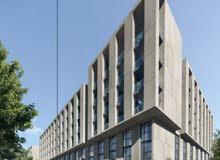 شقة غرفتين للبيع بالشارقة مقابل الجامعه الامريكيه