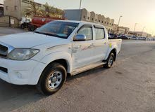 2011 Toyota Hilux Double Cabin Pickup, Manual Gear, 4x4