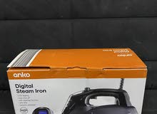 New Digital Steam Iron