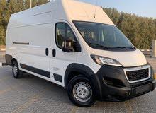 Peugeot Boxer Van 2018 ( Diesel ) Ref#355