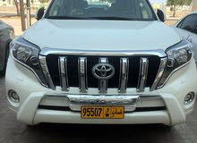 For sale 2017 White Prado