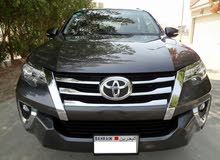 TOYOTA FORTUNER V6 FULL OPTION FOR SALE