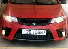 Automatic Red Kia 2010 for sale