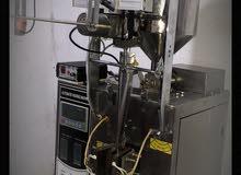 ماكينة تعبئة سوائل رأسية (كاتشب مانيونيز او شامبو اطفال )
