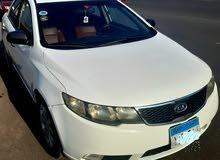 سيراتو 2012 للإيجار بسائق وبدون وخدمه التوصيل