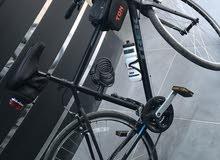دراجة هجينة جبلية من تريك