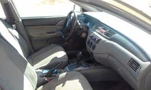 Silver Mitsubishi Lancer 2008 for sale