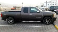 Chevrolet Silverado 2008 For sale - Brown color