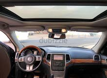 Jeep Grand Cherokee car for sale 2012 in Tripoli city