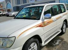 سيارة  لاند كروزر 2007 نظيف  جدا