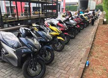 buy a New Yamaha motorbike