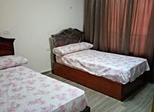 شقة مفروشة لقطه بميدان لبنان المهندسين الدور الثالث 2غرفة ورسبشن ومطبخ وحمام