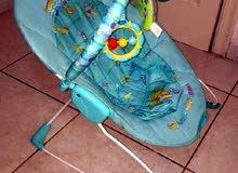 كرسي هزاز للاطفال من ميذركير
