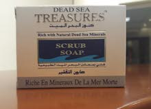 Deas sea Scrub soap