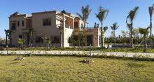 قصر للبيع بمراكش 2 هكتار