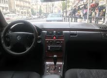 مرسيدس قرش ونص موديل 2000 فل الفل السيارة