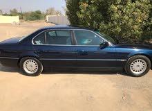 1 - 9,999 km mileage BMW 730 for sale
