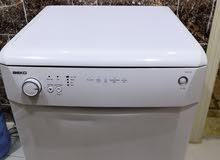 beko dishwasher بيكو جهاز غسل صحون