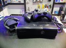 Xbox 360 معدله هارد 250 فل العاب