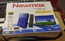 hd newmax نيوماكس جهاز اتش دي