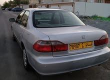Honda Accord 1999 For sale - Silver color