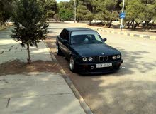 Green BMW 318 1990 for sale