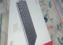 كيبورد مايكروسوفت بلوتوث + هدية
