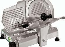 مطلوب مكينة تشريح اللحم والجبن