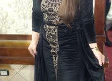 فستان مناسبات  وسوارية  وتعليم تفصيل وخياطة ف شهر واحد