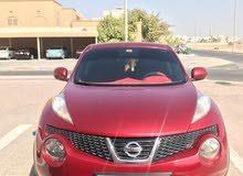 For sale Nissan Juke car in Abu Dhabi