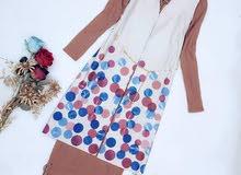 فستان بينسل شتائي