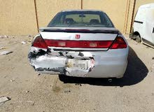 Honda accord 2001 as shown in the pictures..