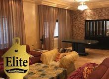 شقة تسوية اولى مجدده للبيع في الاردن-عمان-الرابية مساحتها 260م
