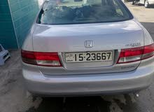 Grey Honda Accord 2004 for sale