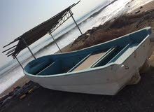قارب 20 قدم مع مكينه 40 + ملكيه