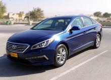Hyundai Sonata 2015 For sale - Blue color