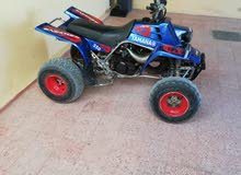 Used Yamaha motorbike available in Al Masn'a