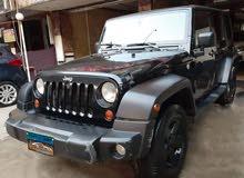 Jeep Wrangler 2011 - Giza