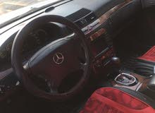 Mercedes Benz E 190 in Basra